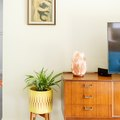 An Austin Home Embraces Authentic Midcentury Design