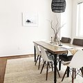 Prepare to Feel Oh so Zen From This Minimal Dining Room Design