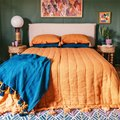 Jungalow's New Bedding Collection Is the Burst of Color We Desperately Need Right Now