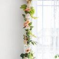 Not Every DIY Is Doable, but This Flower Garland Totally Is