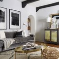 7 Gray Couch Living Room Ideas That'll Make You Rethink Your Love for Leather