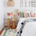 This Cheerful Bedroom Brings the Happiest of Vibes