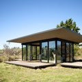 This Modern 500-Square-Foot Cabin Folds Up When Not in Use