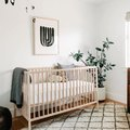 Charm Meets Sophistication in This Stylish Nursery