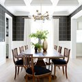 These Traditional Dining Room Lighting Ideas Simply Shine
