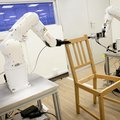 Researchers Have Created a Robot That Builds Ikea Furniture