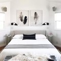 Try This: Take the Color Out of Your Bedroom for a Serene Vibe