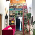 This Colorful Reading Nook Is Equal Parts Stylish and Inviting