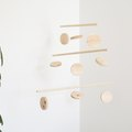 Update Your Baby's Nursery With This DIY Wooden Mobile