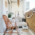 This Balcony Is What Boho-Chic Dreams Are Made of