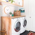 This Is How to Accessorize a Laundry Room to Perfection