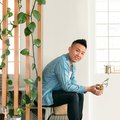 Hunker Down With Plant Whisperer Ron Goh of Mr. Cigar Loft in His Urban Jungle