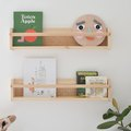 Easy IKEA Hack: Create Cute Cane Bookshelves