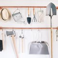 Your Garage Needs This DIY Copper Pipe Tool Organizer