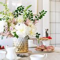 Try This DIY Centerpiece Using Flowers From Meghan Markle and Prince Harry's Wedding