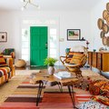 8 Front Door Colors That Make a Bright First Impression