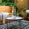 12 Outdoor Rugs That Will Turn Your Backyard into a Lounge-Worthy Paradise