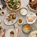 Just Add Guests: Hunker and Food52 Host a TV Dinner Night