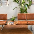 Here's How Three Friends Are Breathing New Life Into PDX's Old Terminal Benches