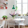 Your Tiny Quarters Are No Match for These 5 Small Kitchen Table Ideas
