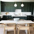 ICYMI: These Are the 6 Hottest Kitchen Color Trends of 2019