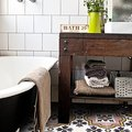 7 Ways to Update a Rental Bathroom