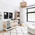 This Neutral Nursery Combines Sweet Celestial Vibes With Organic Materials