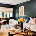 8 Photos That Will Convince You to Have a Black Living Room