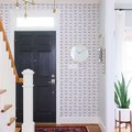 Elevate Your Entryway Design With a Statement Wall