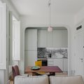 A Single-Family Art Deco Home Is Turned into Modern-Chic Apartments