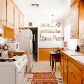 Cozy Yet Chic: 7 Rustic Kitchen Cabinet Ideas