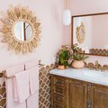 6 Bohemian Bathroom Lighting Ideas to Get You Singing in the Shower