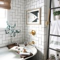 13 Freestanding Bathtub Ideas to Soak Away Your Daily Stress