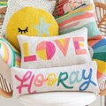 Oh Joy! Just Released the Most Cheerful Pillows We've Ever Seen