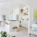 This White-on-White Austin House-Turned-Work-Studio Is an Instagrammable Dream