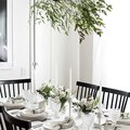13 White Dining Rooms That Never Go Out of Style
