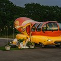 Here's Your Chance To Spend a Night in the Wienermobile (Yes, Really)