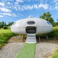 Can't Make It to Area 51? Stay in This UFO for $11 Instead