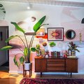 This Singer-Songwriter's Mod-Desert-Boho Living Room Is All Sorts of Yes