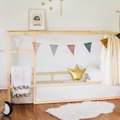 Sorry, Not Sorry: Our Hack of This Super Popular IKEA Kura Bed Is #1