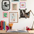 7 Ways to Hang Photos and Art in Your Dorm Room