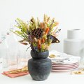 We Highly Recommend You Make this Dried Flower Arrangement for the Fall Holiday Season