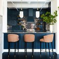 13 Perfect Ideas for Blue Kitchen Backsplashes