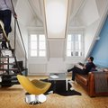 A Super-Cheap Industrial Material Defines a Parisian Apartment Renovation
