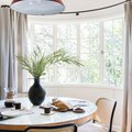 These 6 Dining Room Curtain Ideas Are Perfect If You Need a Quick Refresh