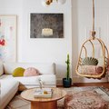 This Whimsical Living Room Is Everything We Want Our Living Rooms to Be