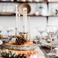 We Can't Wait to Wine and Dine by Candlelight With These 14 Fall Table Decorating Ideas