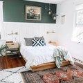 A Foolproof Trick for Pulling Off Layered Rugs in Your Bedroom