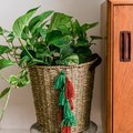 True Story: This Chic Boho Basket Was Once a Cheap Trash Can
