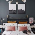 This Bedroom Proves That Even the Most Eclectic Mix of Styles Can Work Together